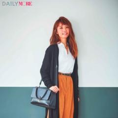 """モアハピ部スター☆ブロガーの""""買ってよかった通勤服""""、発表します!!"""