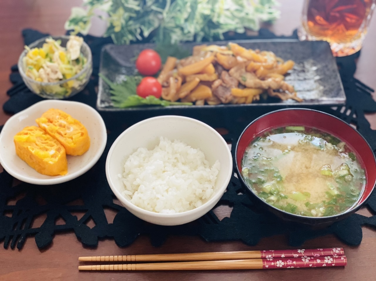 【今月のお家ごはん】アラサー女子の食卓!作り置きおかずでラク晩ご飯♡-Vol.24-_7