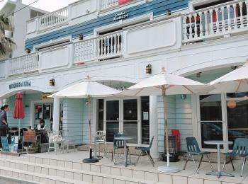 【葉山】森戸海岸近くの可愛いカフェ♡具だくさんサンドイッチがオススメ!