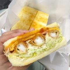 【名古屋めし】1番美味しいサンドウィッチはこれだ!【駅チカ】