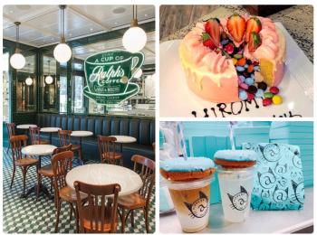 【東京・表参道】おしゃれなカフェ特集 - 女子会やデートにおすすめのカフェ、人気のタピオカまとめ