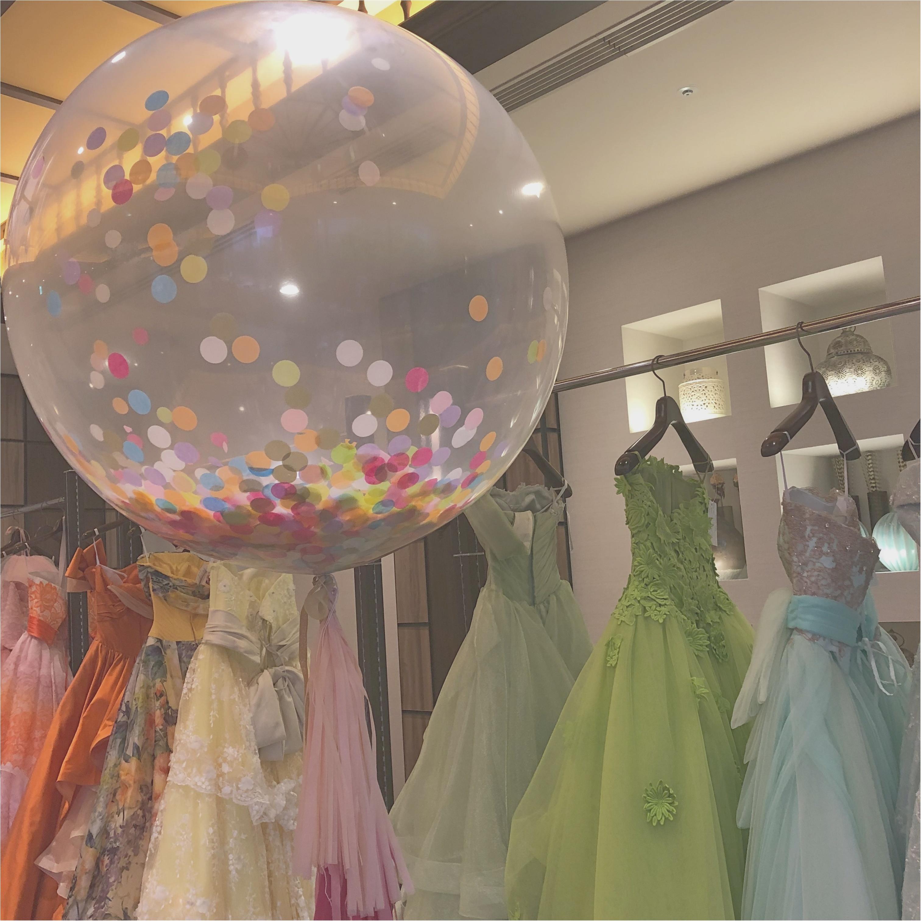 【marry × acquagrazie】プレ花嫁さんが集まるドレス試着イベントへ♡♡ドレスを着たら絶対撮りたい憧れの〇〇〇〇ショットを撮ってもらいました♥︎_1