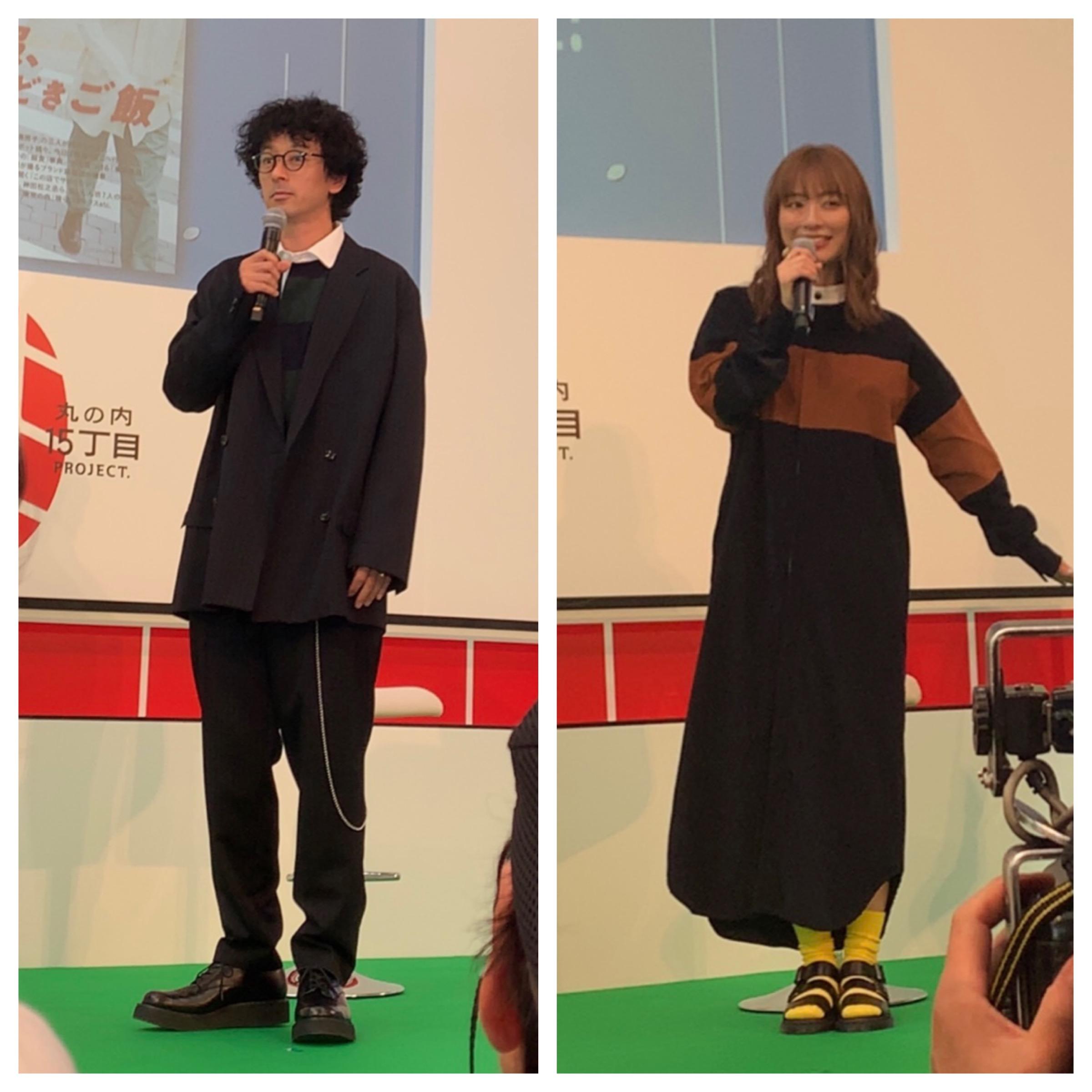 《滝藤賢一さん・だーりおちゃん登場》楕円球LOVE!の創刊発表会に参加してきました♡_6