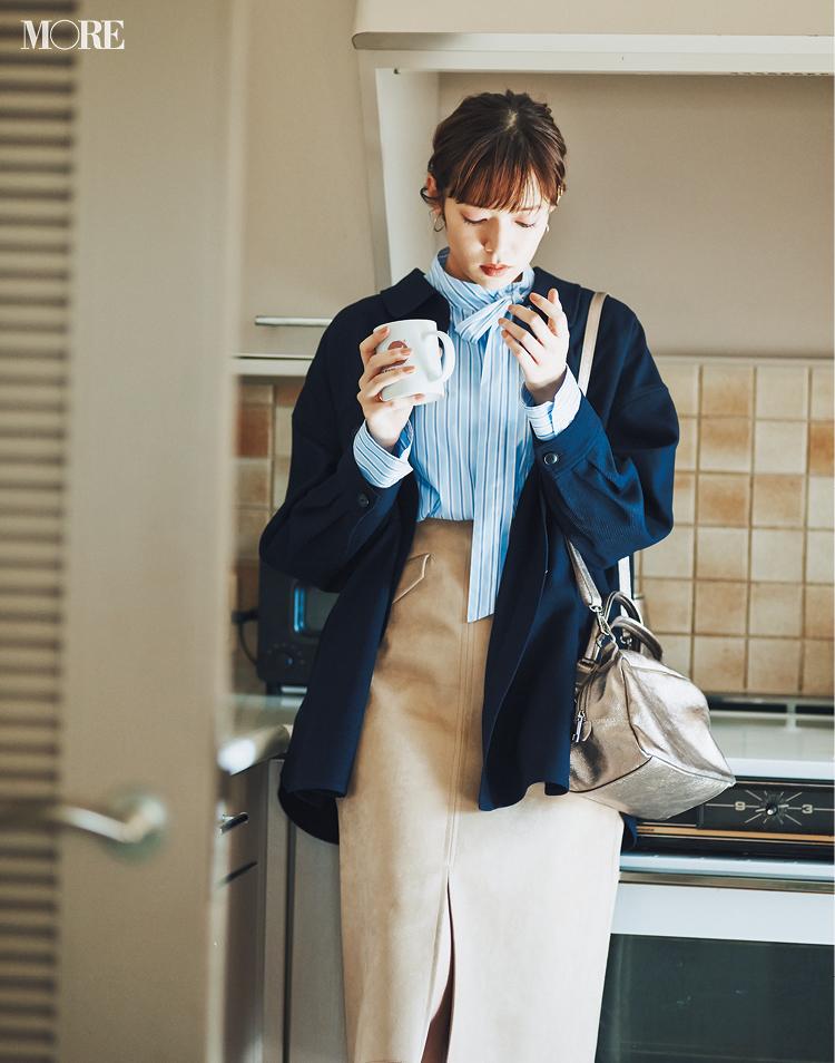 シャツジャケットコーデ特集《2019秋》-  この秋のトレンドNo.1! 20代におすすめのレディースコーデ_12