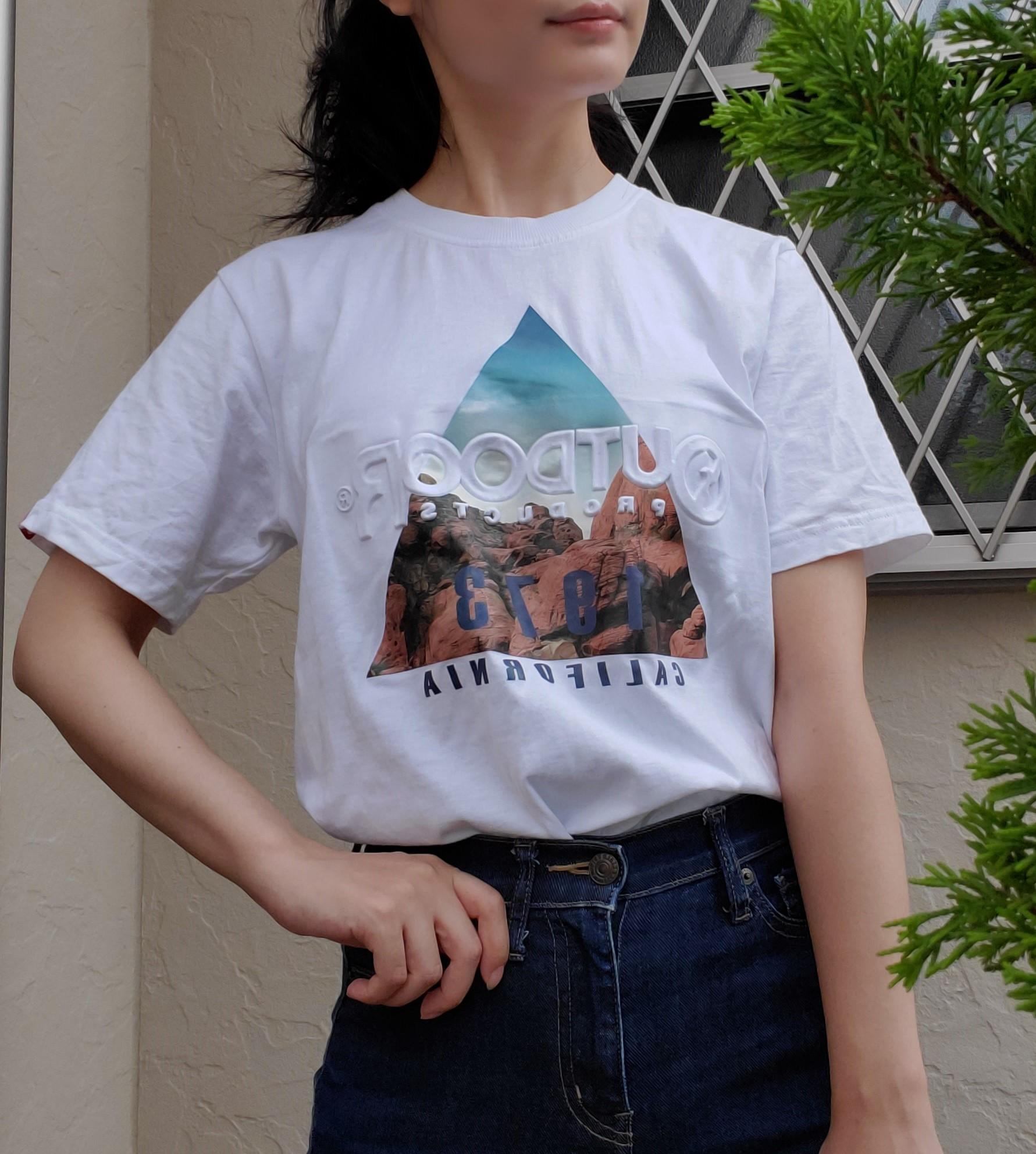 夏だ! 着回し【Tシャツ】はフォトTがお勧め☆_2