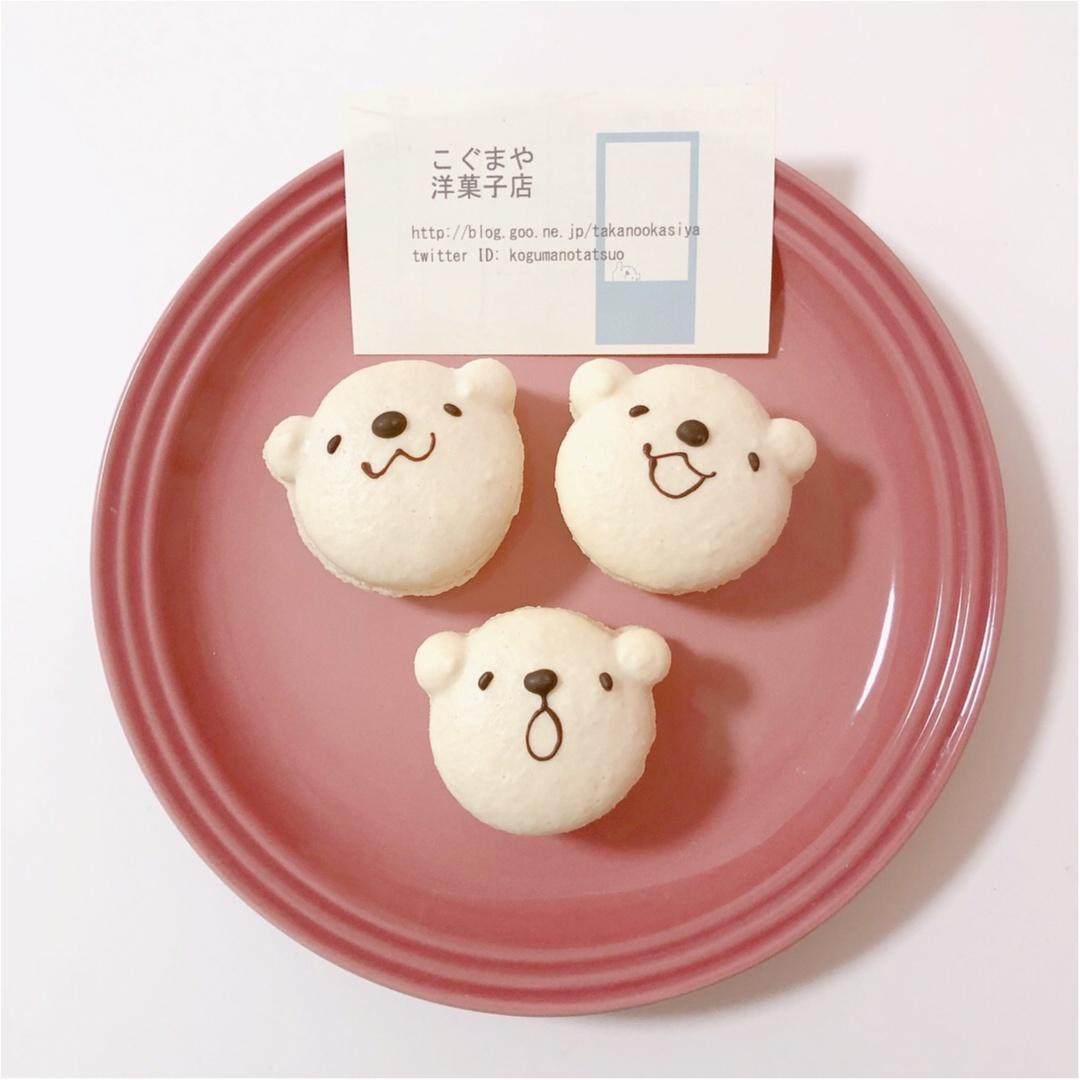 """福岡のお土産に買いたい♡ 愛らしい表情に""""キュン""""となる『 こぐまかろん 』が大人気♡♡_2"""