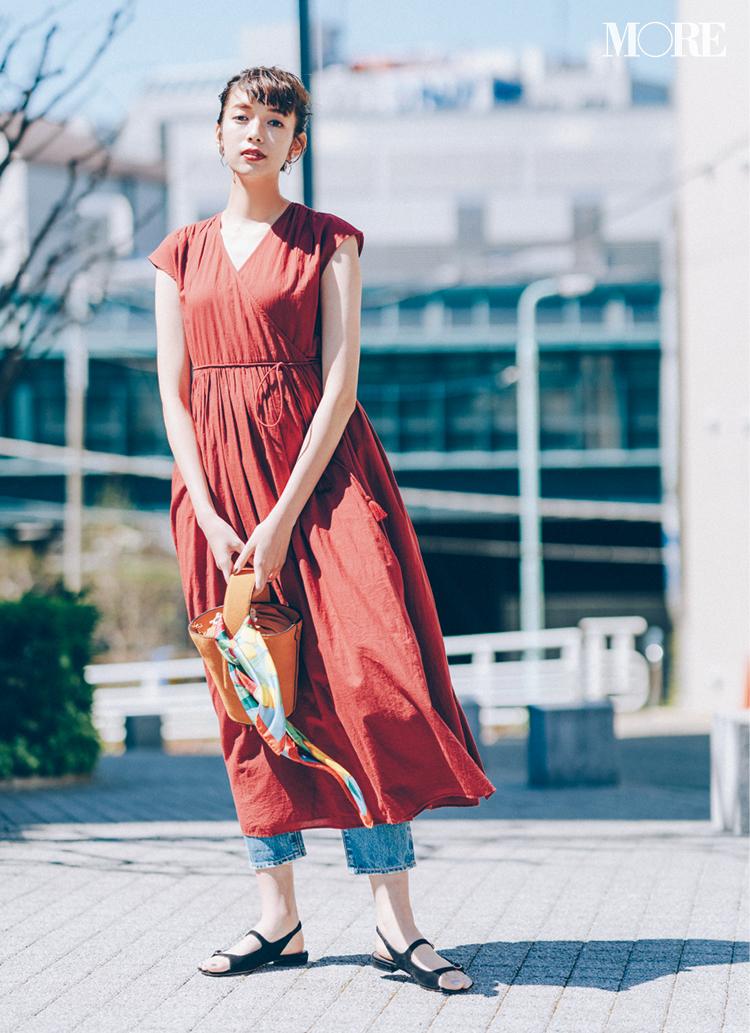 夏のトレンドバッグ特集《2019年版》- PVCバッグやかごバッグなど夏に人気のバッグまとめ_27