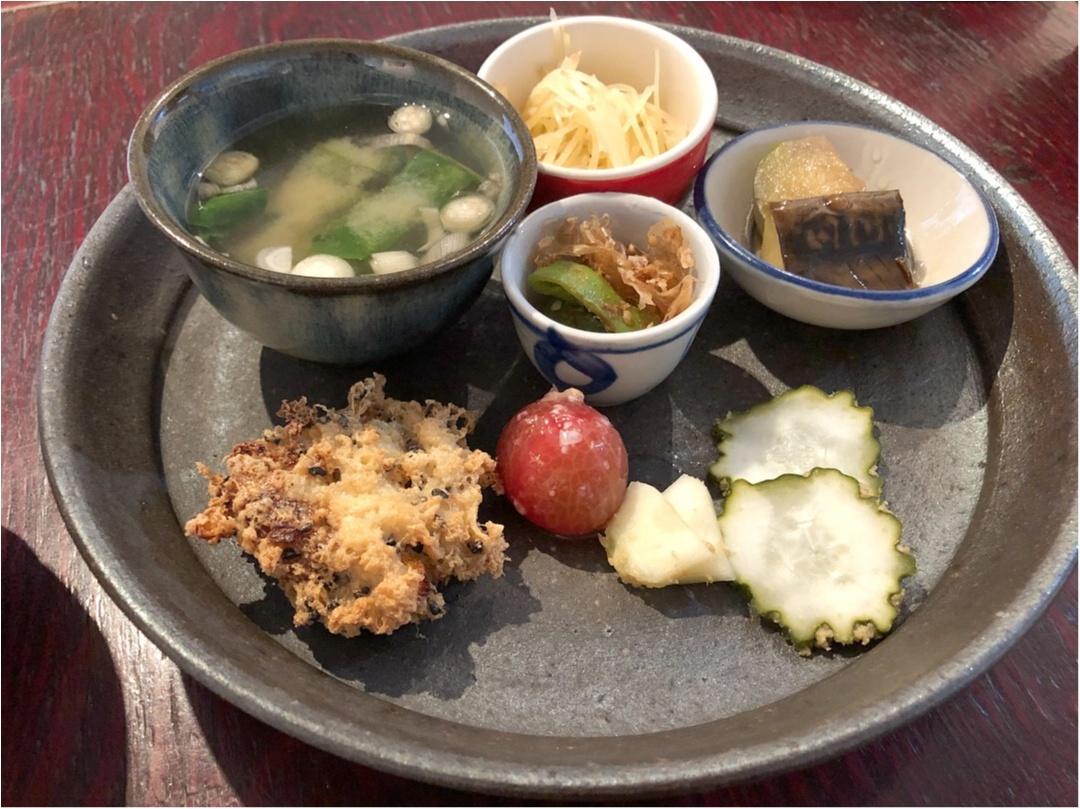 【 朝食 】体に優しくて美味しい♡ おかゆモーニングで体も心もほっこり♡♡_5