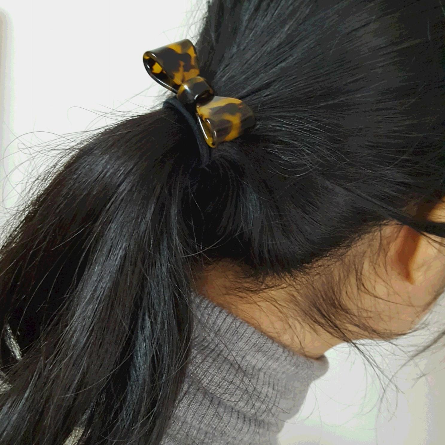 100円ショップで見つけた、、侮れない!可愛いいヘアアクセ☆_2