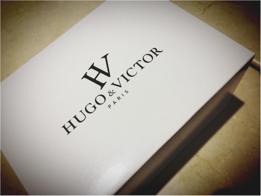 ユーゴ&ヴィクトール♡美味しいお店を見つけたよ♡_1