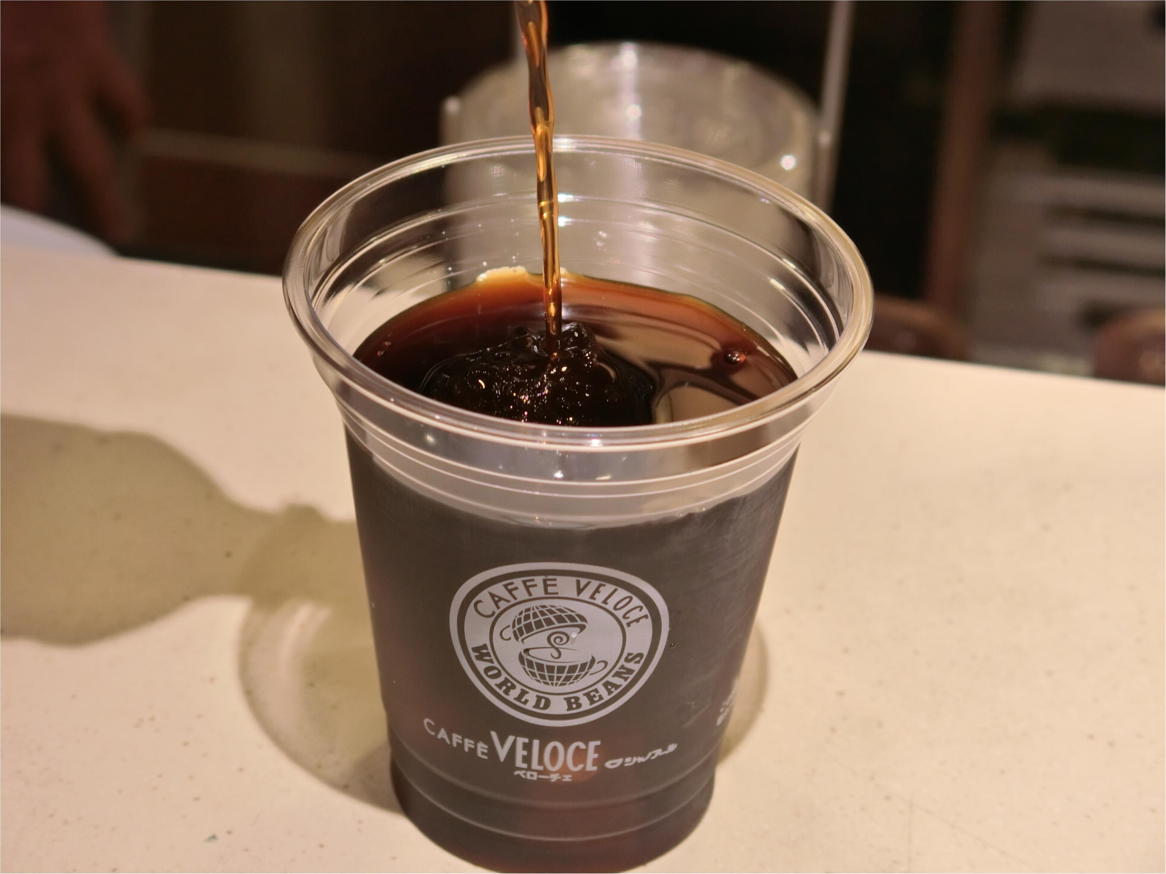 この夏は【氷点下アイスコーヒー】と稲川淳二さんの【怪談】!? 『カフェ ベローチェ』のひんやり方法が新しすぎる!!!_1_3