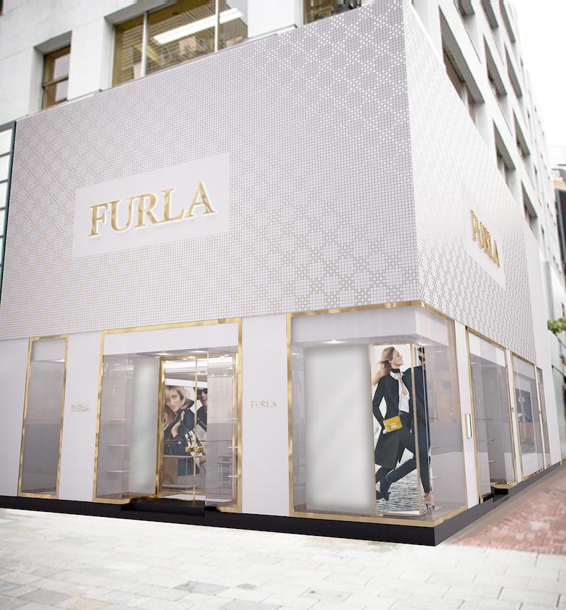 FURLA 銀座店リニューアル☆ あの大人気バッグが限定モデルを出すなんてニュースです!_1