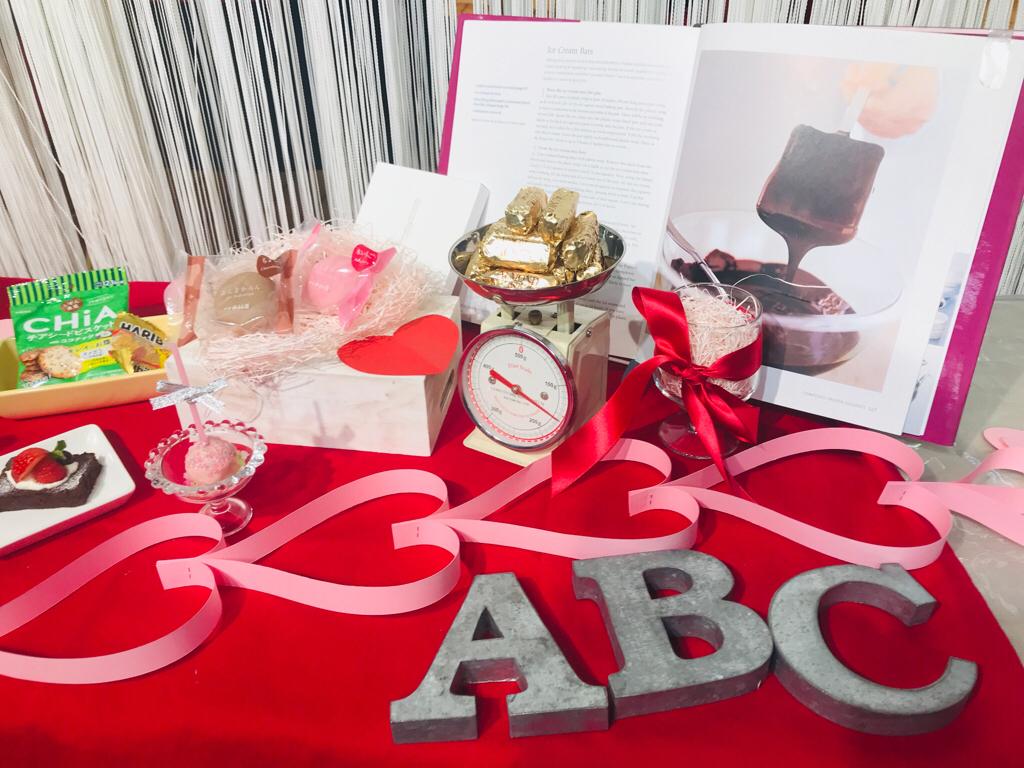 【ABCクッキング】お土産、試食盛り沢山!バレンタインイベントに参加してきました♡_1