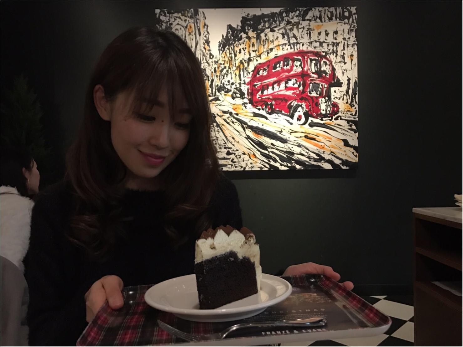 【FOOD】まるでロンドン♡表参道で1番のお気に入りCafe教えます♡_1