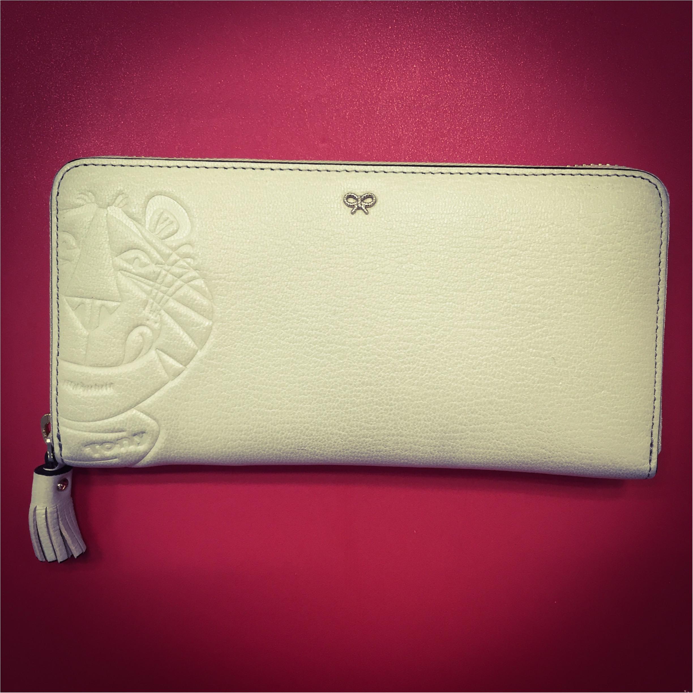 【これ買っちゃいました!】アニヤ・ハインドマーチのお財布_1