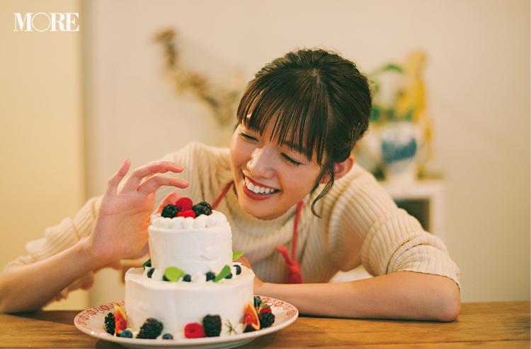 おしゃれでかわいいクリスマス用のショートケーキ作りに挑戦! レシピも要チェック【佐藤栞里のちょっと行ってみ!?】_1