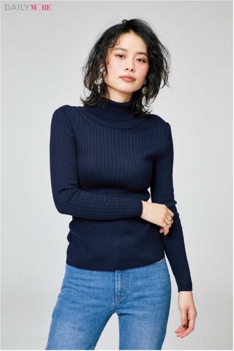 寒すぎる日、インナーで賢くおしゃれにあったかく♡ 今週のファッション人気ランキングトップ3!_1_3