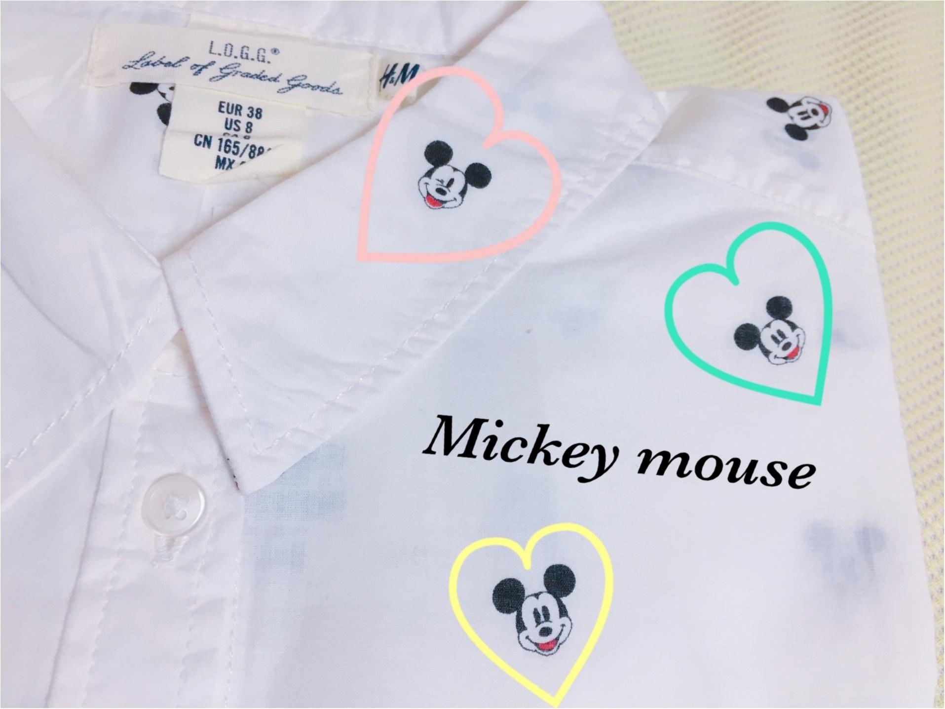 ▷【H&M】で見つけた♡さりげなくがカワイイ♡シャツコーデ_3