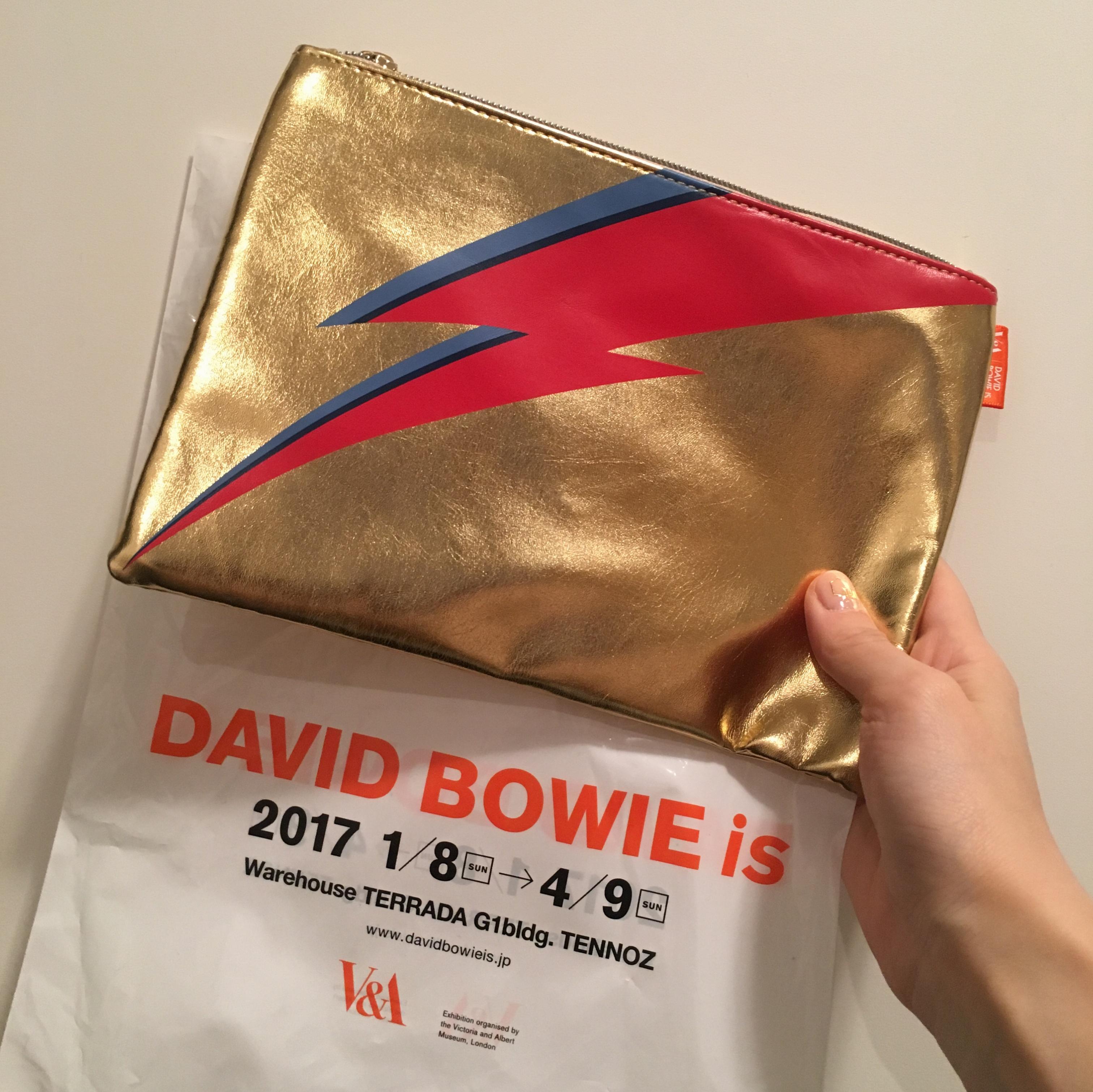 今日まで!DAVID BOWIE is 必見です!!_4