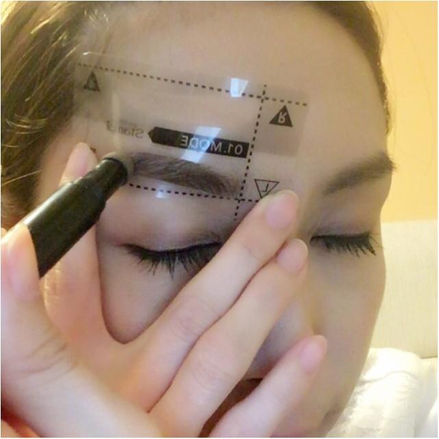 眉毛特集 - 世界一正しい眉の描き方 | アイブロウの描き方、メイクのプロセスやテクニックまとめ_52