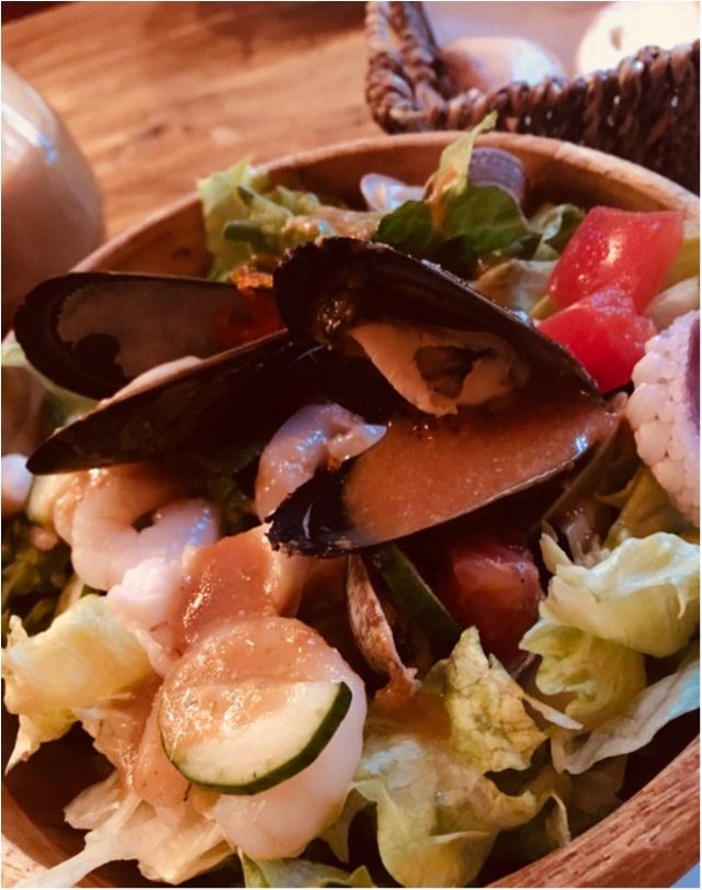 外食続きの生活に食べるビタミン【インナービューティー】サラダランチでうちからキレイに♡_5