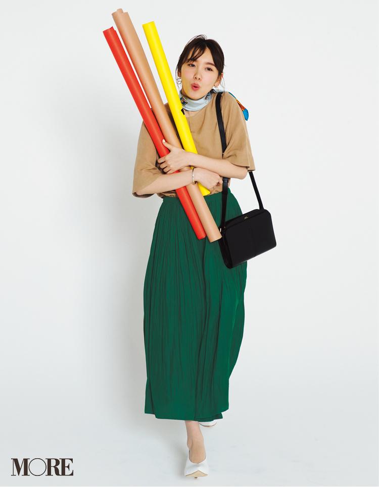 え?これ同じ服なの!? 【セットアップ】の着回しコーデ 記事Photo Gallery_1_10