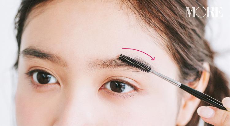 平行眉メイク特集 - 眉毛の形の整え方、描き方のポイントまとめ_12