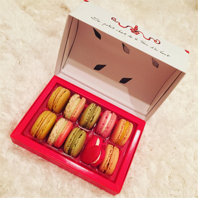 お菓子にはそれぞれ意味がある?【特別な人】にあげるなら✨もらって嬉しい《*マカロン5選*》★☆_8