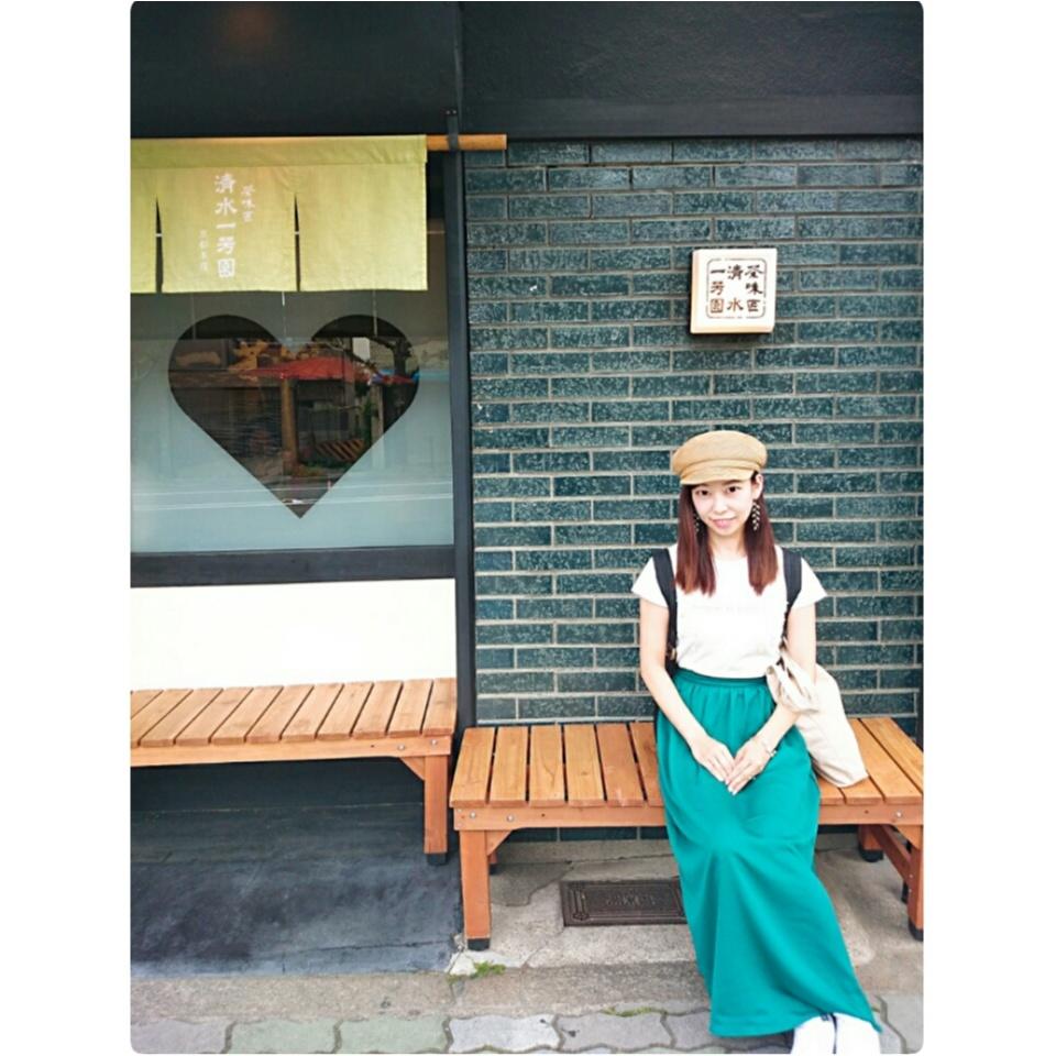 《京都にきたなら必ず行くべき!!》うっとりする程美しい♡「茶味匠 清水一芳園」の1日10食限定抹茶パフェが絶品すぎる♡_10