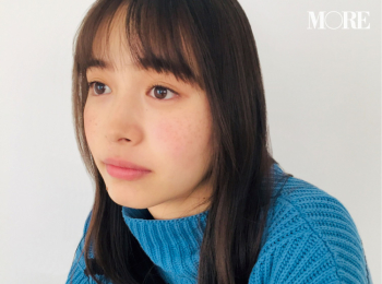 井桁弘恵は、あの撮影になると、哀愁が漂ってしまうらしい。【モデルのオフショット】