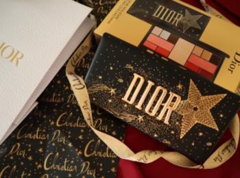 【Dior】クリスマスコフレ2020♡限定パレットが可愛すぎる!!!