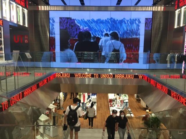 【ユニクロ】原宿駅から徒歩1分に《ユニクロ原宿》がついにオープン!UTコレクションが豊富♪_3