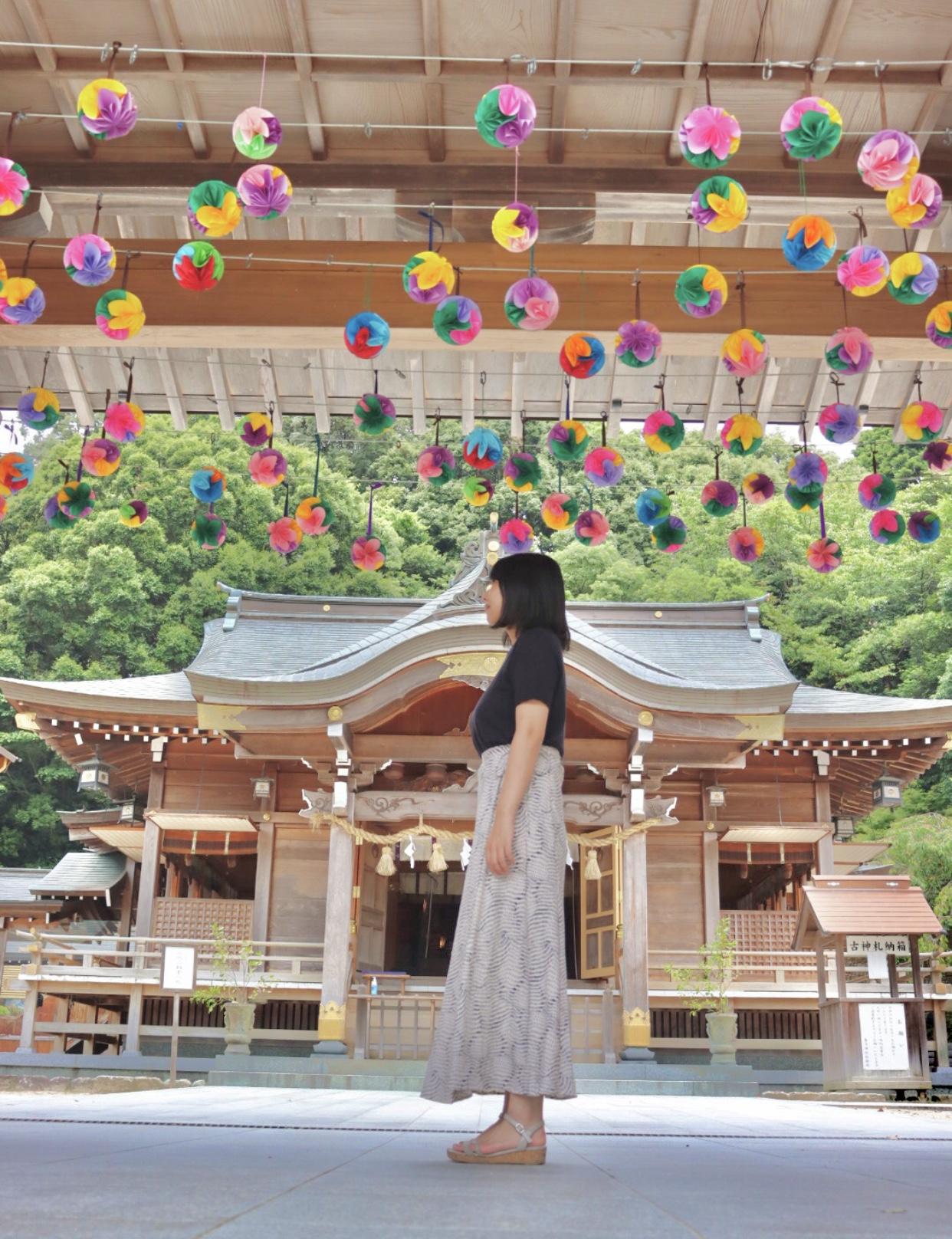 【女子旅にオススメ】今いくべき可愛すぎる福岡の神社3選_2