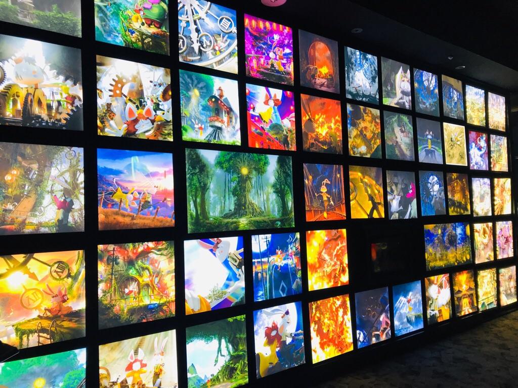【にしのあきひろ 光る絵本展 in 東京タワー】色と光の美しさ、全世代を惹きつける魅力とは。_3