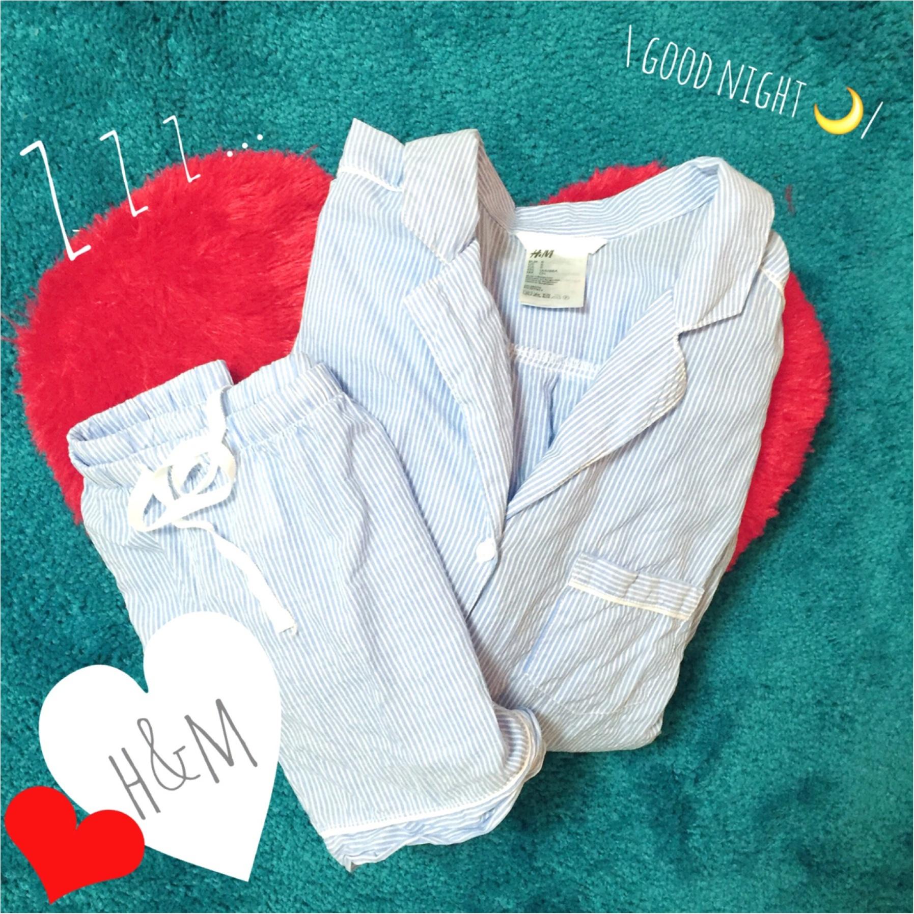 【Fashion】ホントの女子力はお部屋にあり!H&Mでみつけたコスパ◎パジャマが可愛すぎる♡_5