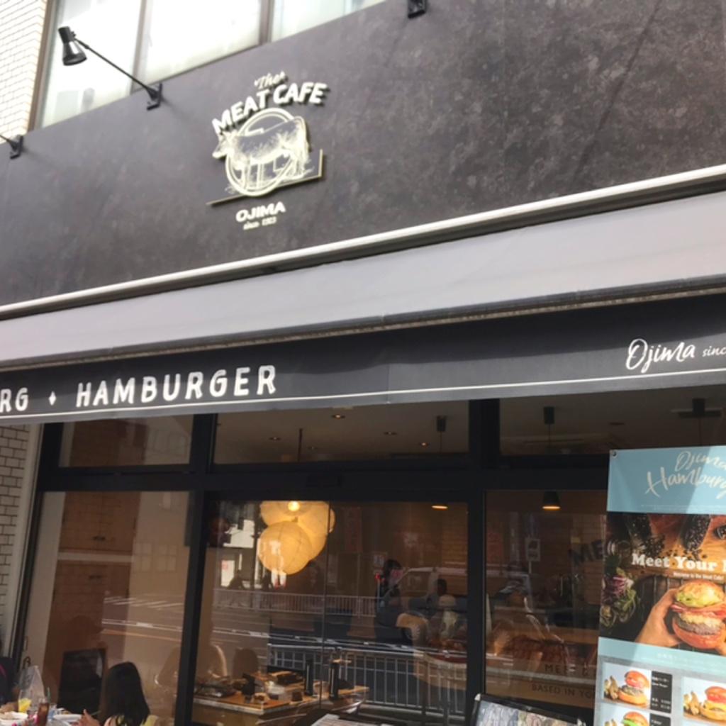 【MEAT CAFE ojima】美味しいお肉とビールならココ!老舗精肉店!横浜野毛カフェ!_1