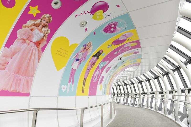 ファッションドール・バービーがデビュー60周年♡ 可愛すぎるカフェメニューや限定グッズなど、コラボイベントが『東京スカイツリー®』で開催中!!_5