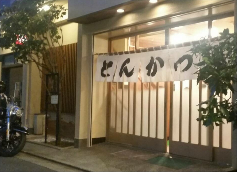 目黒駅から徒歩数分「とんき」はとんかつが美味しい上に店員さんが凄い!_8