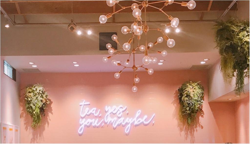 【ALFRED TEA ROOM】のバレンタインドリンク《ウィンターギフトティー》が可愛すぎる♡♡チョコっと大人なミルクティーが美味❤︎_2