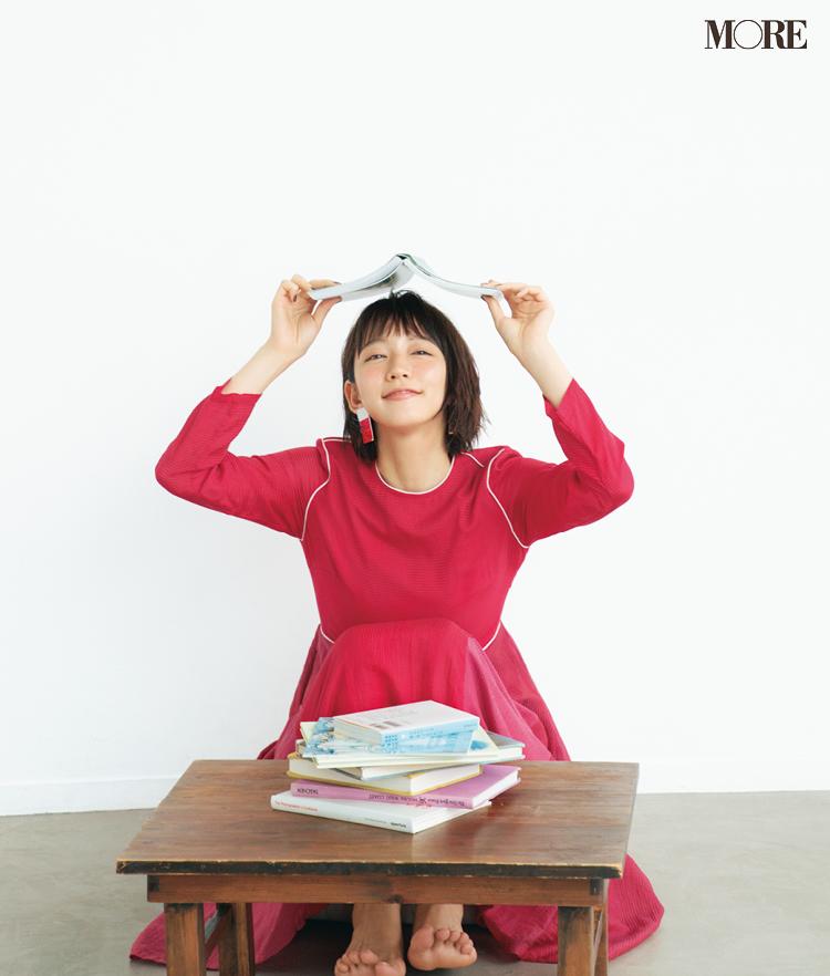 【吉岡里帆さんスペシャルインタビュー】読むと恋したくなる&人生を変えてくれた本とは? photoGallery_1_3