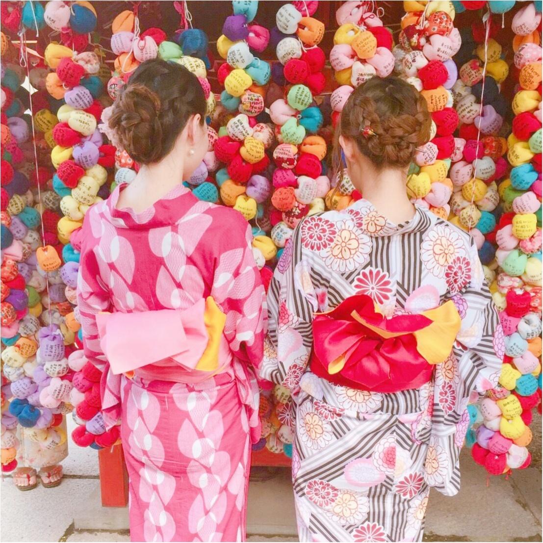 カラフルで可愛い♡ 京都にあるフォトジェニックなスポット《 八坂庚申堂 》って知ってる? おしゃれな写真のアイディア3選♡_4