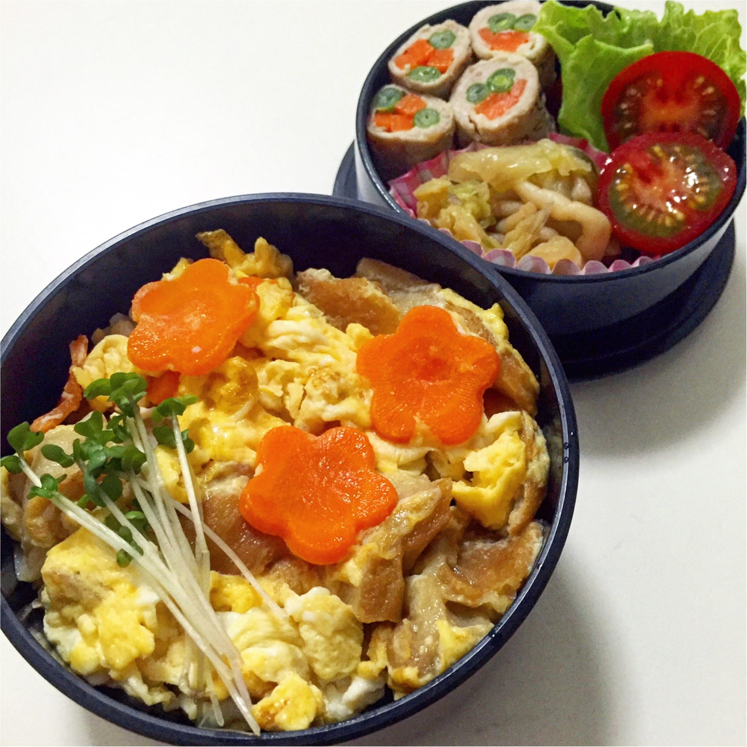 今週のお弁当と常備菜***さっこ_4