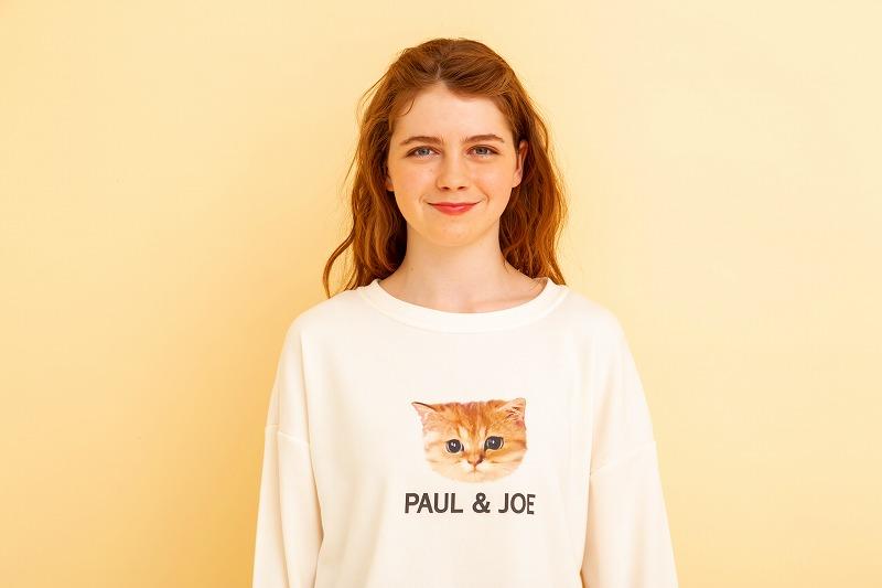 『ポール & ジョー』ヌネットプルオーバーを着用した画像