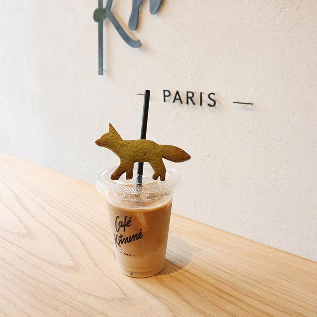 Premiumインフルエンサーズのインスタ拝見! カフェ巡りが趣味の荒川奈津美さんは、『Café Kitsuné』で秋の深まりを感じてた♬_1