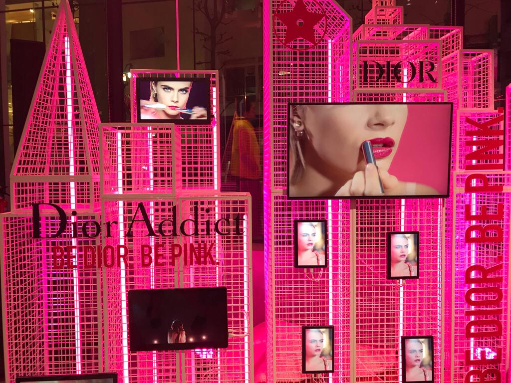 【Dior】まるでニューヨーク!会場はなんと「hotel koé」新リップ発売記念イベントへ♡_4