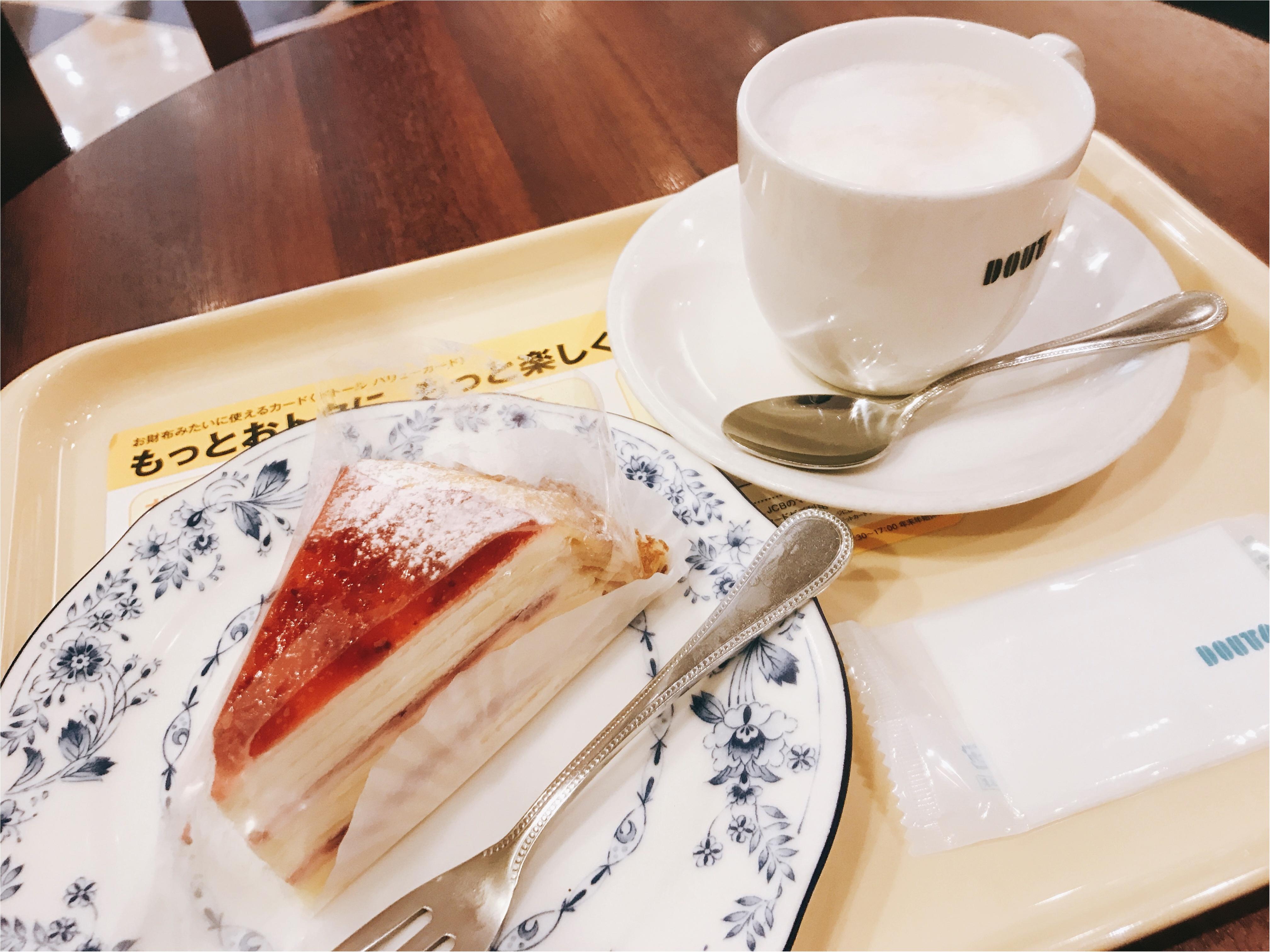 《食》デザートはお得に楽しむ♡!_1