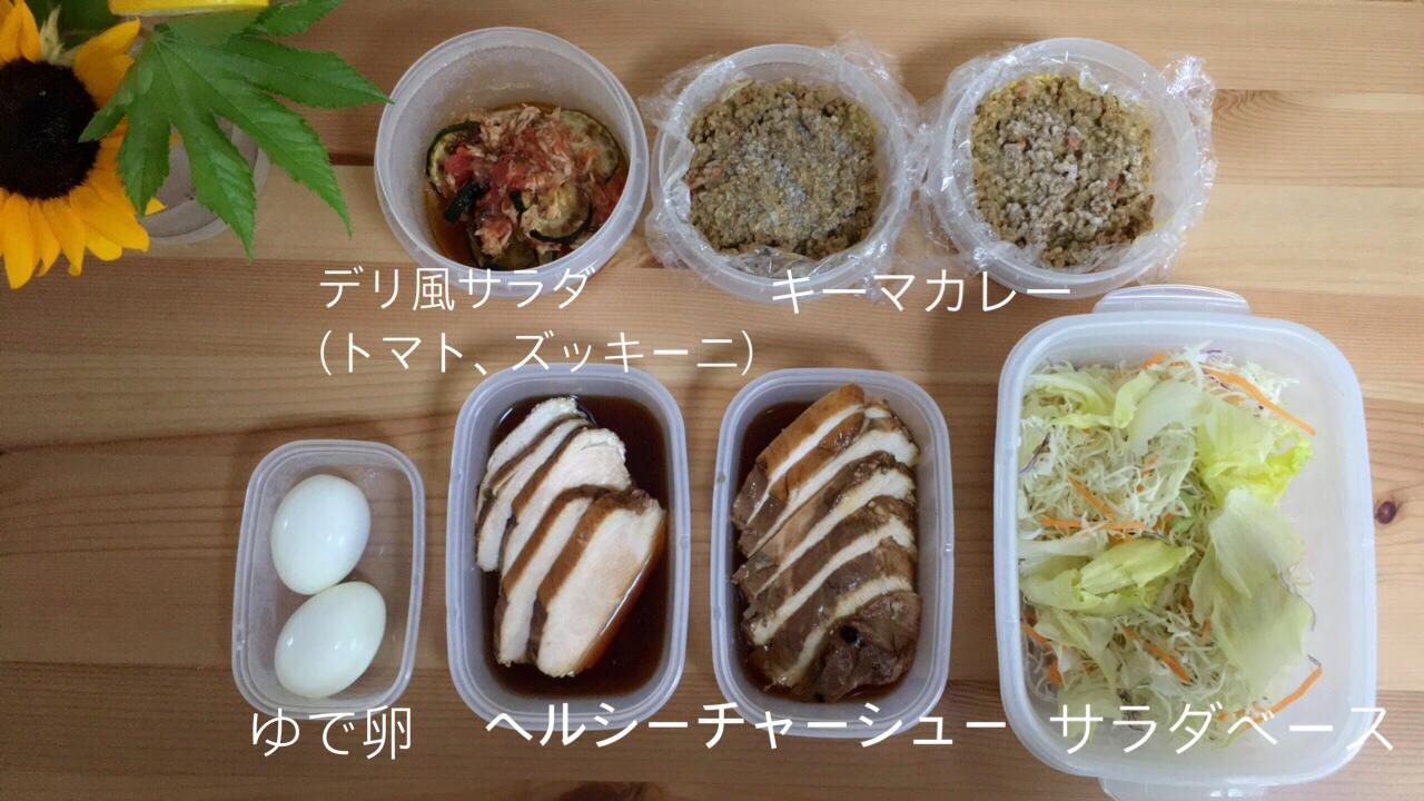 《つくおき》週末!ガッツリお肉の簡単作り置き_1