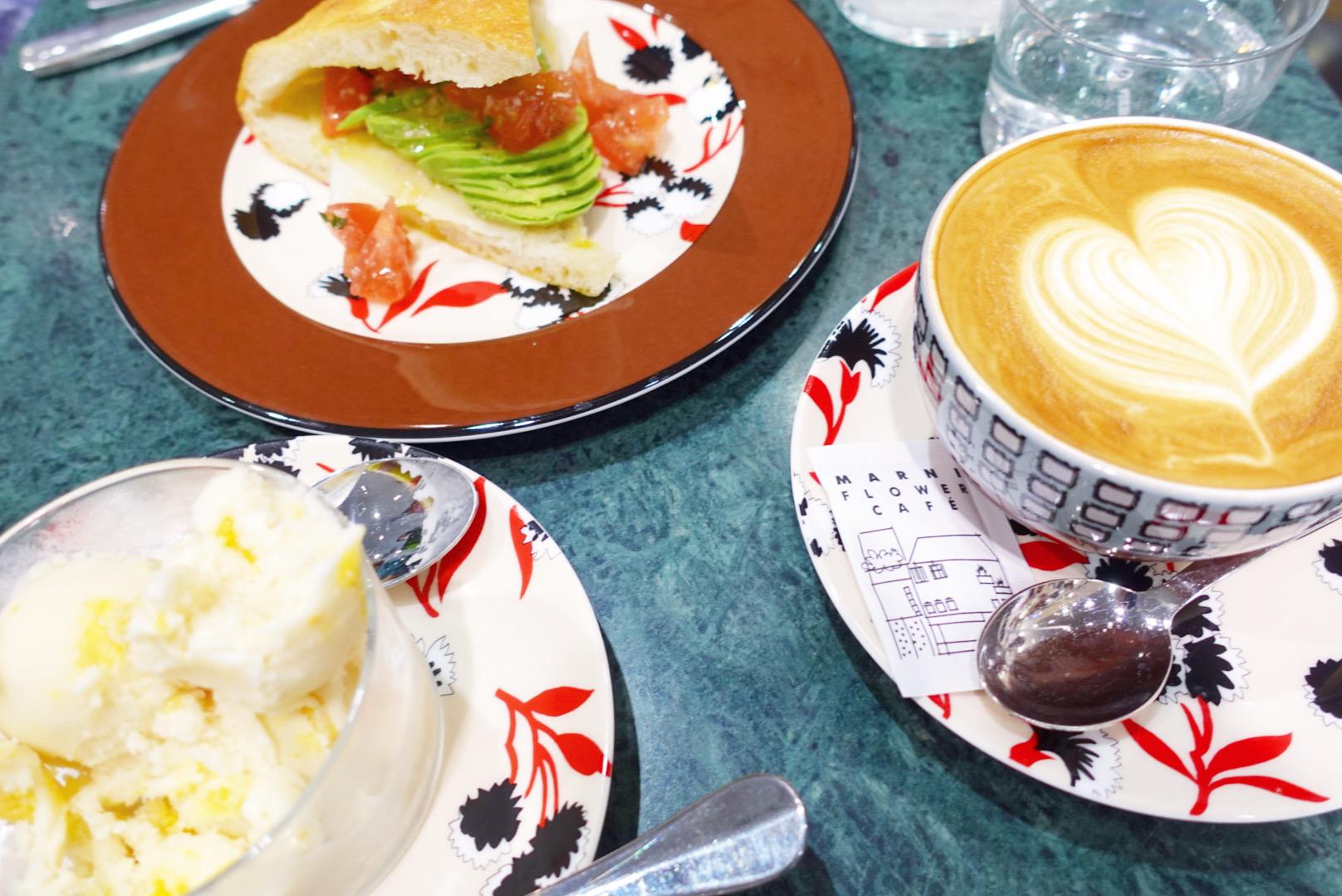 【大阪】阪急うめだ本店にMARNI のカフェが!?「MARNI FLOWER CAFE」ではスイーツやランチも楽しめてかわいいクッキーも買えちゃう!?_4