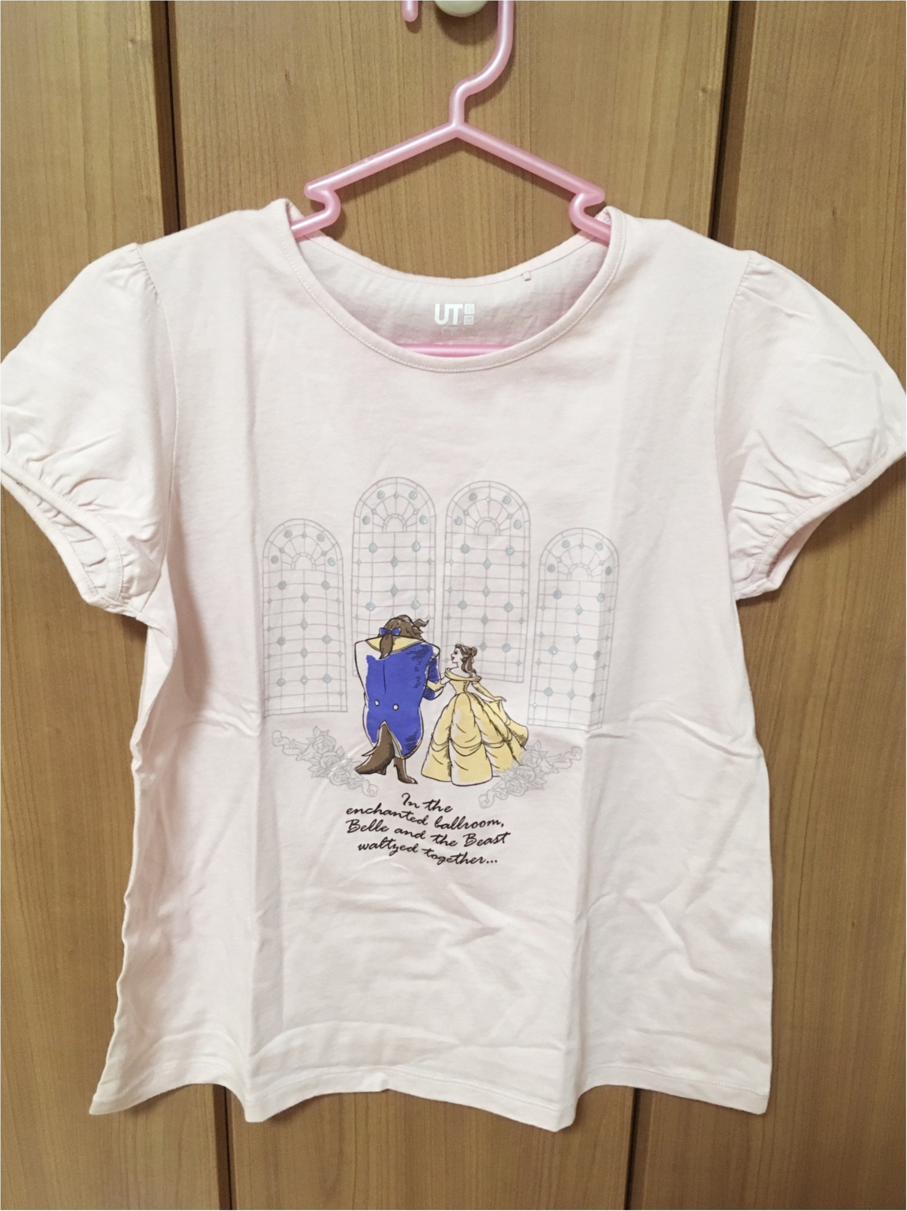 【UNIQLO】×【美女と野獣】〜Beauty and the Beast Collection〜今日から発売♡_2