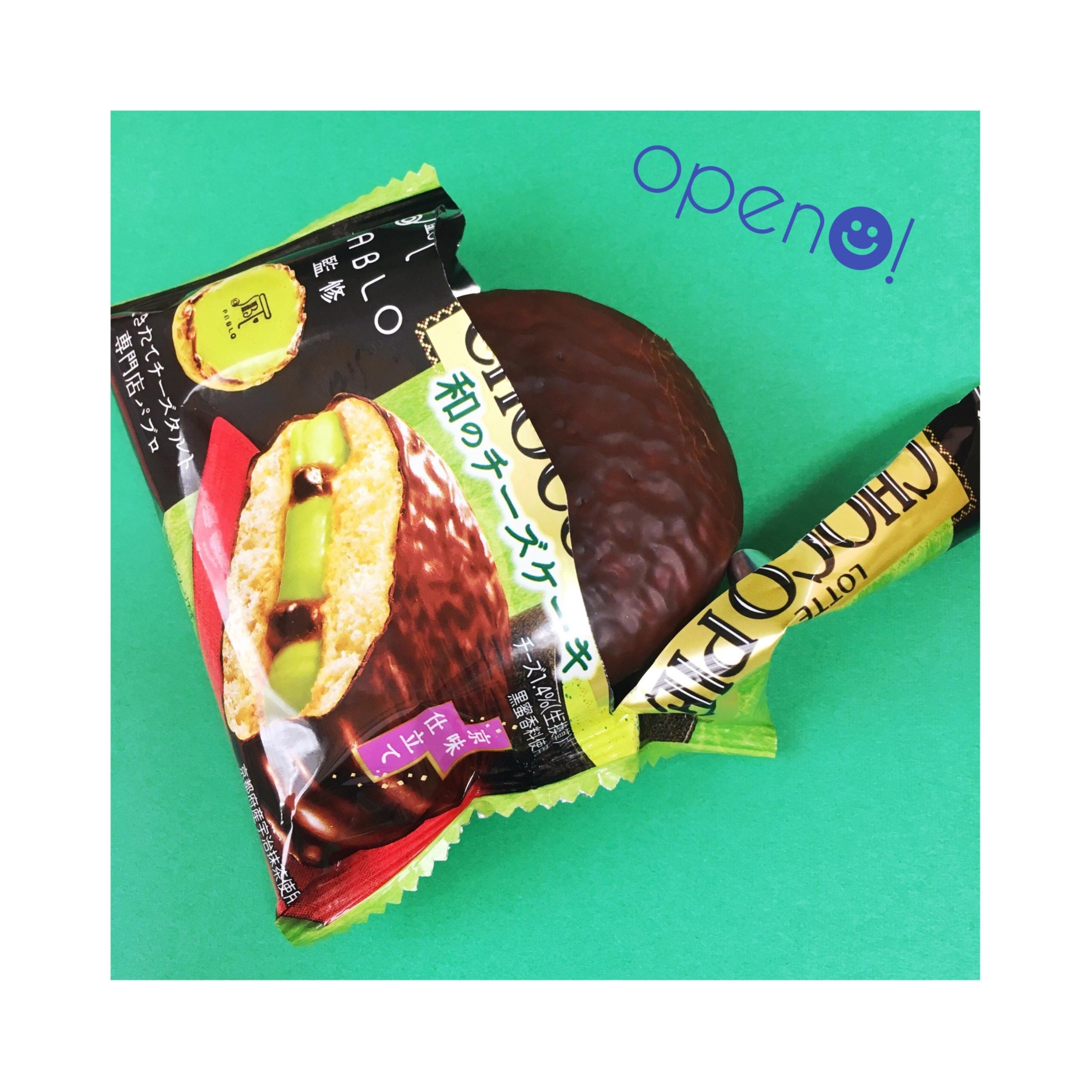 《★9/26発売》ロッテチョコパイがあの【PABLO】とコラボ⁈❤️和のチーズタルトが実現✨_2